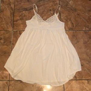 Vs babydoll gown